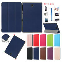 For Samsung Galaxy Tab A 10.5 T590 T595 T597 PU Leather Smart Case Cover Stand