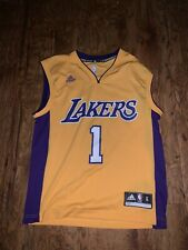 D'Angelo Russell Lakers jersey Adidas