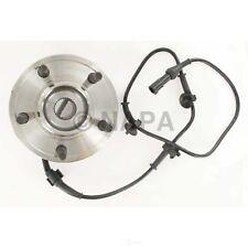 Wheel Bearing and Hub Assembly-4WD, 4-Wheel ABS Front NAPA/BEARINGS-BRG BR930452