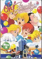 4 Dvd Box Cofanetto OH! FAMILY ♥ CHE FAMIGLIA E' QUESTA FAMILY BOX 02 nuovo 1986