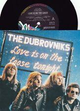 Dubrovniks ORIG OZ PS 45 Love is on the EX '90 Mushroom Scientists Headstones
