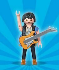 Playmobil Figure Mystery Series 1 GUITAR PLAYER / ROCK STAR 5203 New in Package