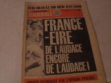 FRANCE FOOTBALL N° 1415  du  15 mai 1973