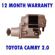 TOYOTA CAMRY 2.0 2.5 3.0 1986 1987 1988 1989 1990 - 1996 RMFD STARTER MOTOR