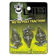 LIB TECH snowboard METAL POLY TRACTION GRIPPERS NEW in package