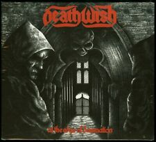 Deathwish At The Edge Of Damnation CD new Dissonance Productions