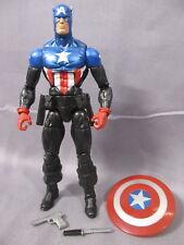 "Marvel Legends Arnim Zola series ""Captain America"" Complete Action Figure"