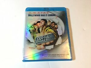 Jay and Silent Bob Strike Back (Blu-ray Disc, 2006) Kevin Smith OOP Affleck Rock