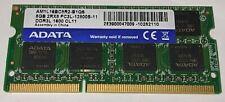 8GB DDR3 SODIMM 12800L PC3S ADATA AM1L16BC8R2-B1Q8