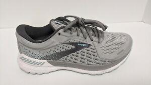 Brooks Adrenaline GTS 21 Running Shoes, Grey, Women's 9.5 Wide