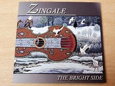 Zingale/The Bright Side/2009 CD Album/Israel Prog Rock
