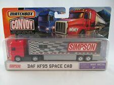Matchbox Convoy Daf XF 95 Simpson