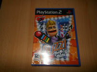 Buzz! The Pop Quiz PS2 PlayStation 2  NEW SEALED pal