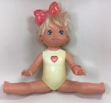 PJ Sparkles Doll Lights Up Original Dress Mattel 1988 Vintage 80s Toy Girl TLC
