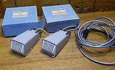 Vintage Unused The Fisher Dynamic Microphones Model ST-20