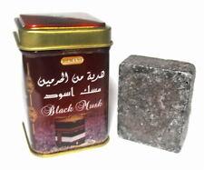 HEMANI Musk Jamid Schwarze Moschus Misk Duftstein Alkoholfrei *Arabische Parfüm*