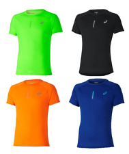 Asics Men's Sports Top Running Short Sleeve Training T-Shirts - New