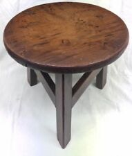 Wooden Country Antique Stools