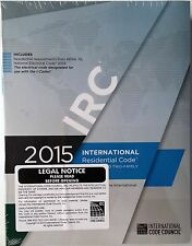 2015 International Residential Code for One- and Two-Family Dwellings (Paperback