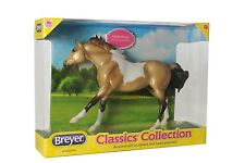 Breyer Classics Buckskin Paint Toy Horse Pony 1:12 Scale