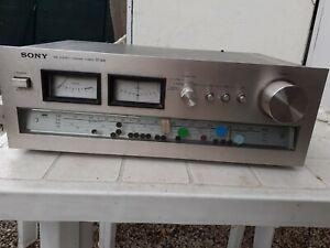TUNER RADIO SONY ST-A4L - AM-FM-SW-MW-LW -VINTAGE 70 1976