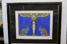 """Erte -  Silkscreen,""""Cleopatra"""",  L/E & Hand-signed by Artist"""