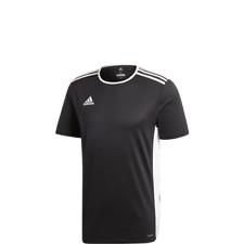 Adidas Entrada 18 Jersey Negro Hombre Fútbol Baloncesto Atlético Tees - CF1035