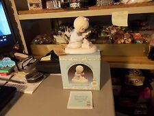 1983 PRECIOUS MOMENTS MEMBERS ONLY DAWN'S EARLY LIGHT ITEM #PM-831 IN BOX