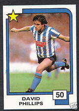PANINI CALCIO CARD - 1988 SUPERSTARS CALCIO-N. 50-David Phillips