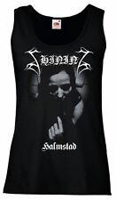 SHINING PRO Ragazze XXL CANOTTA TANK depressivo suicida Black Metal Maglietta ROCK