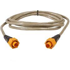 Lowrance / simrad câble Ethernet - 6ft-Jaune connecteur réseau - 000-0127-51
