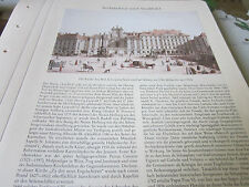 Wien Archiv 3 Stadtbild 2023a Die Kirche am Hof 1780 Carl Schütz
