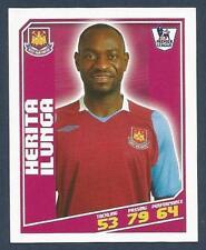 TOPPS TOTAL FOOTBALL-2009- #446-WEST HAM UNITED & CONGO DR-HERITA ILUNGA