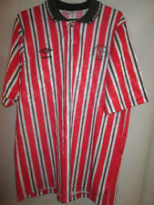 Sheffield United 1990-1991 Home Football Shirt Size large /16426