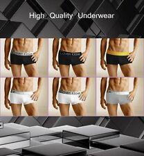 6PCS Men's Underwear boxer Trunk  Undies Short Brief CK2014B Clearance