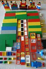Lego Fabuland Konvolut  Fenster gemischte Steine  Figuren Sondersteine gebraucht