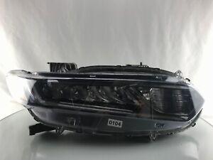2018-2020 Honda Accord Headlight RH/Passenger OEM Used 33100-TVA-A01