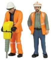 BACHMANN SCENECRAFT 47-401 O SCALE Lineside Workers A