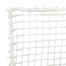 Dynamax Sports #18 Standard High Impact Golf Barrier Net, White, 10' X 10' NEW!!