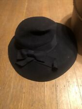 womens vintage hat With Box