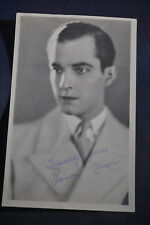 Ramon Novarro Publicity Photo - MGM