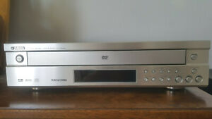YAMAHA  DV-C6280 5 DISC PLAYER WITH REMOTE
