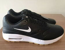 NIKE AIR MAX 1 G WATERPROOF GOLF SHOES SIZE UK7, EUR41, US8, AQ0863-001 GENUINE