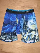 Stance Iron Maiden Poly Boxer Briefs Size M