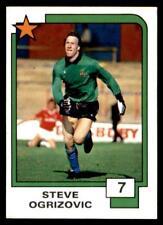 Panini Soccer Cards 1988 - Steve Ogrizovic # 7