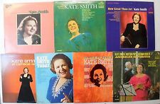 KATE SMITH LOT OF 7 LPS #1599