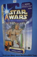 Star Wars 2003 COLEMAN TREBOR Battle of Geonosis SWS MOC