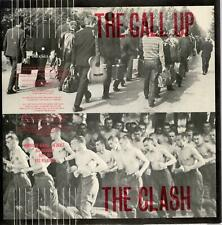 The Clash: The Gall Up / Stop The World, 7 in Record w/ Photo Sleeve