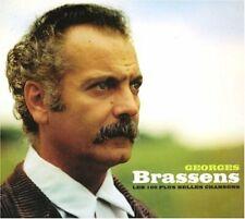 Les 100 Plus Belles Chansons by Georges Brassens RARE ORIGINAL 5 x CD BOX SET