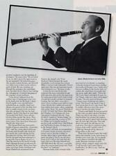 Woody Herman Dave Holland Downbeat Clipping